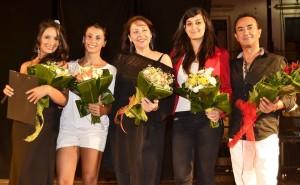 Applausi scroscianti per «Canto e danza», l'evento organizzato e condotto dall'artista Daniela Cavallaro