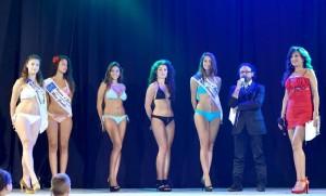 """Gioiosa Marea (Me): selezione """"Miss Regina d'Europa a San Giorgio."""