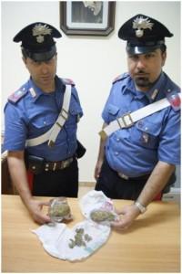 carabinieri hashish soverato