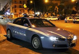 Reggio Calabria. Arresti delle volanti in Piazza Garibaldi.