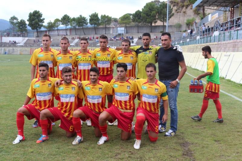 Eccellenza Calabrese. Terza vittoria per i giallorossi che si portano da soli in vetta alla classifica. Guardavalle – Bocale  1-0