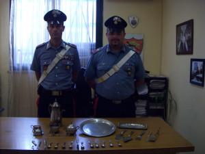 Lercara Friddi (Pa). Carabinieri: scattano due denunce.