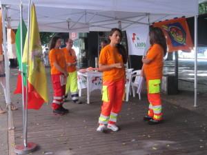 """Evento in piazza """"Terremoto – io non rischio"""". Buona la partecipazione e la risposta dei siciliani"""