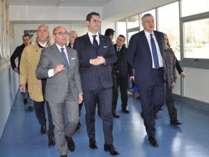 Asp Catanzaro: lunedì Scopelliti visiterà i reparti dell'Ospedale di Lamezia