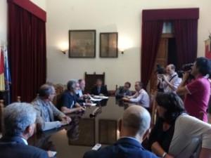 Messina. Risanamento: riunione operativa stamani a Palazzo Zanca.