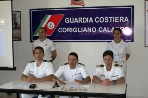 Corigliano Calabro: Visita del Patrono della Città e della Calabria al Porto