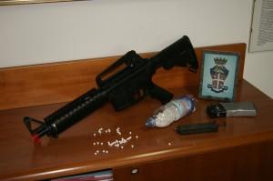 Santa Teresa di Riva (Me): arrestati due giovani incensurati per lesioni aggravate e detenzione di marijuana.