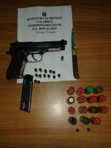 Casignana (RC): minaccia di morte il figlio. Arrestato dalla Polizia.