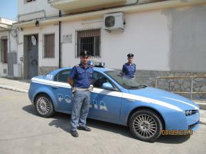 Questura di Reggio Calabria. Attività Commissariato Condofuri.
