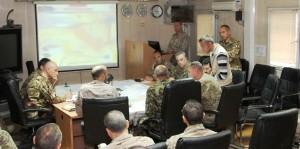5. Pianificazione congiunta afghani e Nato