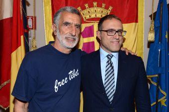 Insediato stamani a Palazzo Zanca il nuovo Segretario Generale del Comune Antonio Le Donne.