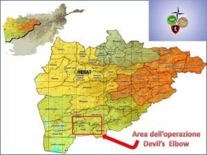 """Afghanistan: conclusa l'operazione """"Devil's Elbow"""" dell'Esercito afghano con il contributo della Nato."""