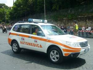 Soppresso il servizio di automedica nel distretto sanitario di Taormina (Me).