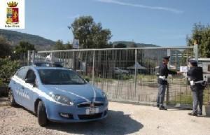 Sant'Agata Militello: la Polizia di Stato sequestra beni al noto pregiudicato di Caronia Pino Lo Re