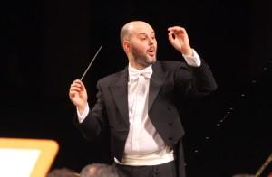 Il M° Di Mauro dirige il secondo concerto della Stagione concertistica dell'Accademia Filarmonica di Messina