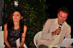 Manuela Ventura e Mario Opinato Taobuk