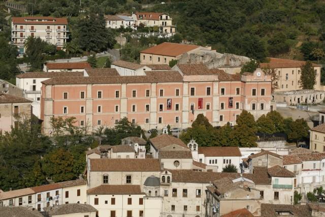 Cosenza. Il restauro della Madonna di Ognissanti di Battistello Caracciolo. Cantiere didattico