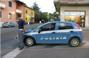Polizia: due arresti per furto aggravato di energia elettrica.