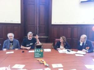"""Presentata stamani a Palazzo Zanca la seconda edizione di """"Faimarathon"""""""