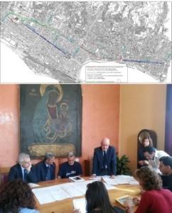 Circuito ciclabile urbano: illustrato il progetto stamani a Palazzo Zanca.
