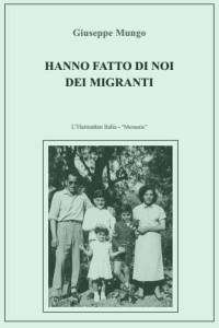 """Giuseppe Mungo presenta il suo libro """"Hanno fatto di noi dei migranti"""""""