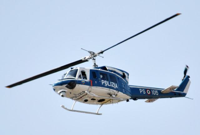 Calabria. Polizia di Stato e Corpo Nazionale Soccorso Alpino e Speleologico. Insieme per la Sicurezza e la Salvaguardia dei Cittadini.