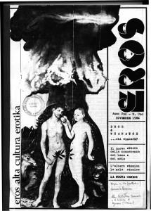 rivista Eros 1984 copartina 1