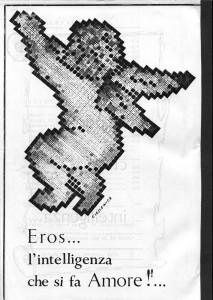 rivista Eros 1984 copertina 2