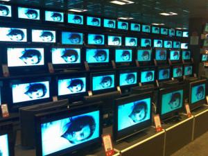 televisori esposti