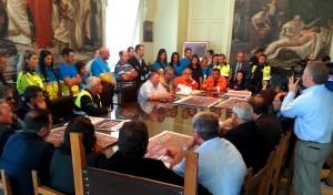 Catania. Protezione civile: nel week end esercitazione per testare soccorsi in caso di sisma