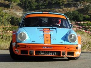 Matteo Muasti-Riccardo Imerito (Scuderia Piloti Oltrtepo - Porsche 911 SC # 7)