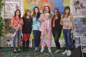 Nuccio Scibilia, Nancy La Greca, vincitrici del Festival