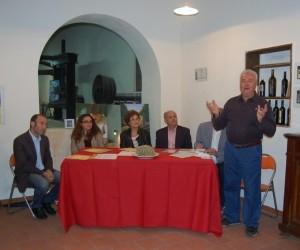 Ruggero Vasari inaugura la manifestazione