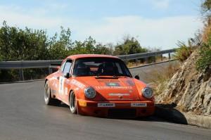 Davide Negri-Marco Zegna (Happy Racer - Porsche 911 SR # 5)