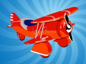 aereo-divertente-sul-cielo