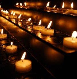 candele votive