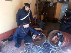 carabinieri rame palermo