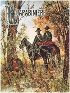 """Comando Provinciale dei Carabinieri di Messina: l'unica rivista per l'Arma è il mensile """"Il Carabiniere""""."""