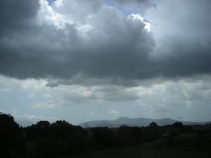 Maltempo: allerta per piogge e venti forti nel week-end