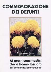 manifesto pro defunti