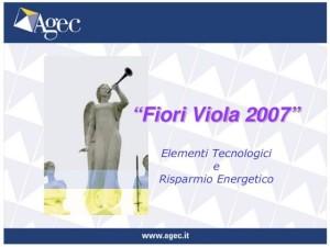 premio fori viola 2007 sefit