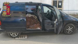 Oro rosso: 3 arresti della Polizia per ricettazione e combustione illecita. Rinvenuti e sequestrati 830 kg di rame