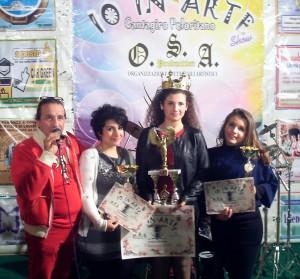 Nuccio Scibilia, Ramona Parisse, Simona Spinella, Sara Di Bella