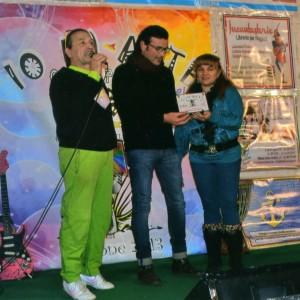 """Furnari (Me). A Ramona Parisse la semifinale di """"Io in arte"""""""