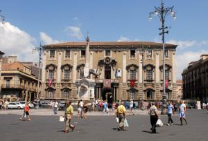 CATANIA 11/08/2008 : Municipio