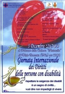 Messina. Domani al Palacultura giornata internazionale delle persone con disabilità.