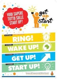 "Messina. Domani al Palacultura ultimo appuntamento di ""Get up start up""."