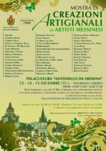 Messina. Dal 13 al 15 mostra di artisti messinesi al Palacultura.