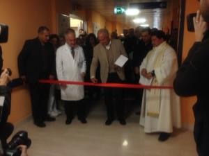 Messina. Neurologia e Stroke Unit: inaugurati i nuovi locali dell'AOU G. Martino