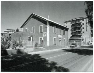 Anas casa cantoniera Badolato Marina sud